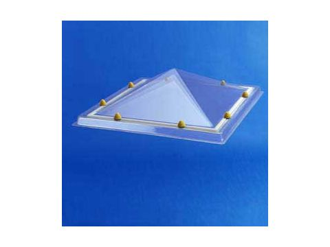 Coupole dp 050/050 piramide acrylat