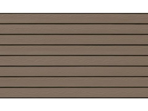 Cedral wood c14 brun atlas 3600x190x10mm