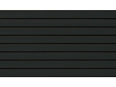 Cedral wood  c50 noir    3600x190x10mm