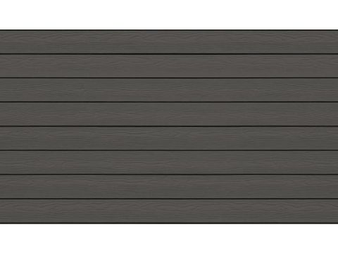 Cedral smooth c60 anthracite 3600x190x10mm