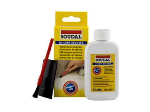 Soudal eliminateur de silicone 100ml blister