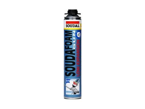 Soudal gunfoam low expansion 750ml
