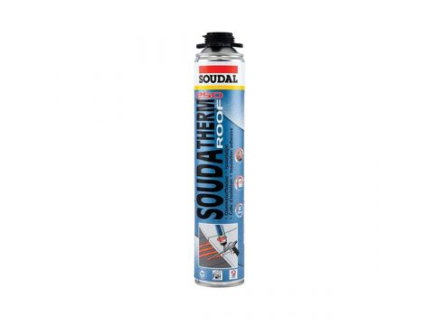 Soudal pu soudatherm roof 250 800ml 12pcs/bt