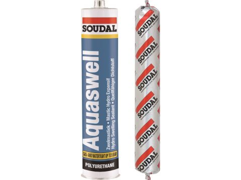 Soudal aquaswell 600ml 12pcs/bt