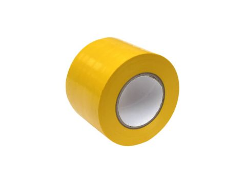 Hpx isolation tape geel 50mm 20m