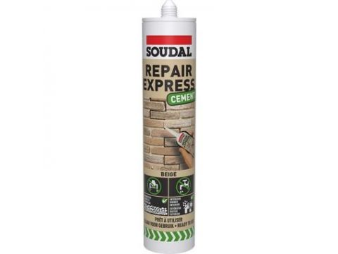 Soudal ciment repair 300ml ral 1015