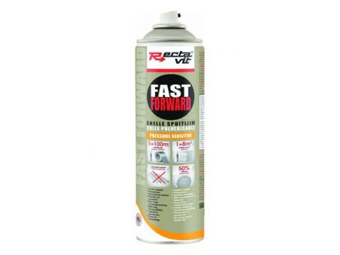 Recta 1129 fast forward compact 500ml