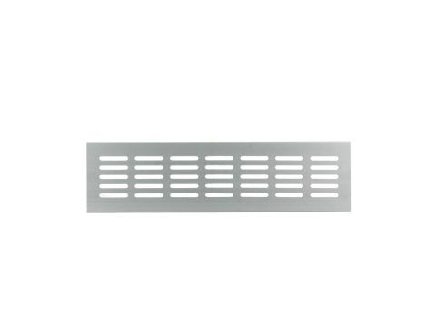 Renson 381/80 grille d'aeration 400 mm 9010