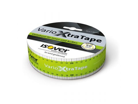 Isover vario xtra tape 20mx60mm