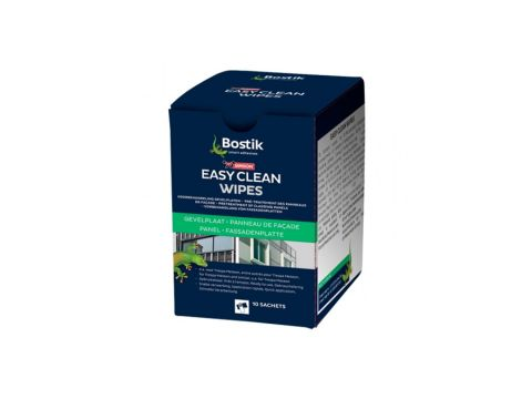 Bostik easy clean wipes  eur/sac