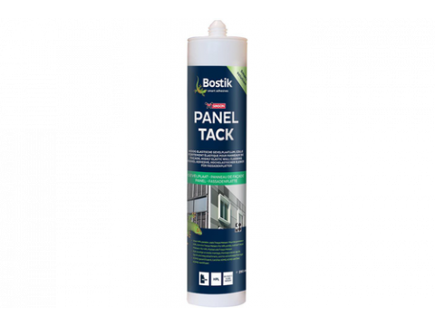 Bostik paneltack colle gris 290ml (trespa)