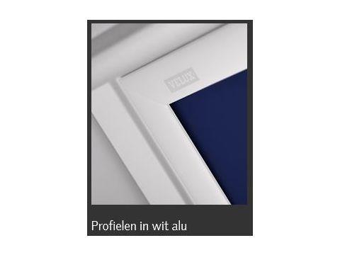 Velux store d'occult dkl 0705wl bl alu uk08