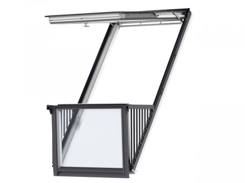 Velux cabrio gdl 2066 sk19 energy st bois bl