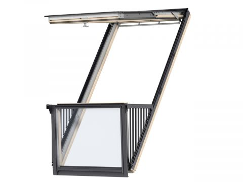 Velux cabrio gdl 3066 pk19 energy star