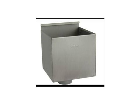Zinc vm quartz cuvette  carre 100mm